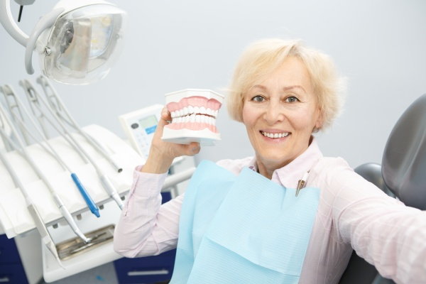Helpful Information About Implant Supported Dentures