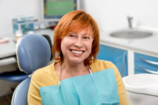 The Advantages Of Implant Supported Dentures