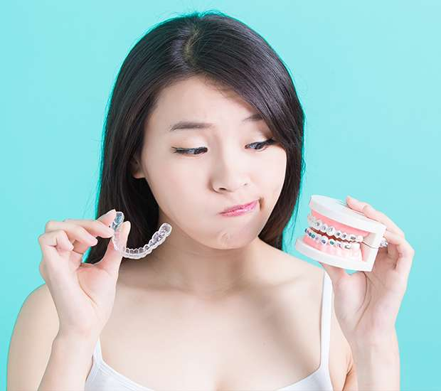 Independence Which is Better Invisalign or Braces
